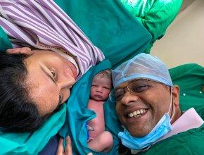 ajit-jogi-becomes-dad