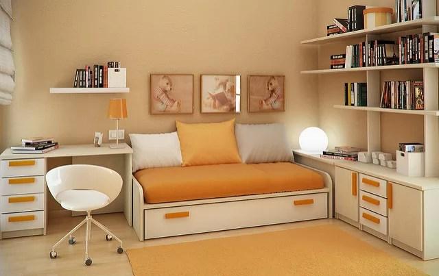 Interior Painting Ideas- Study room