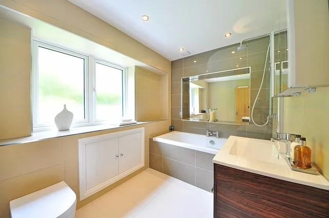 Interior painting ideas- Bathroom