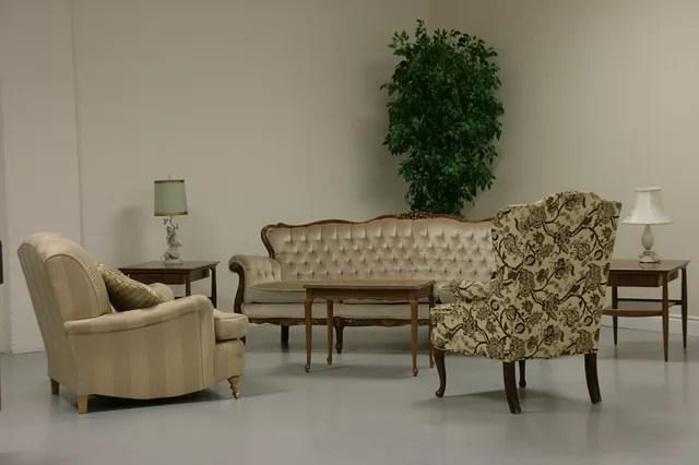 off-white Living Room 1