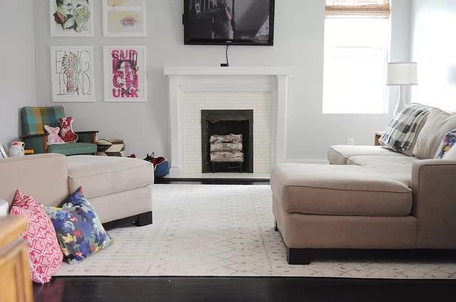 white living room 3