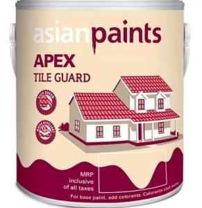 apex tile guard