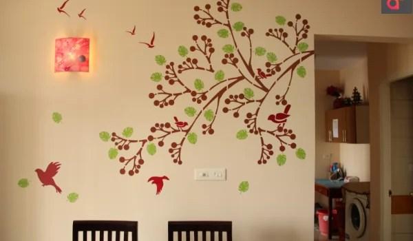 wall stencil designs
