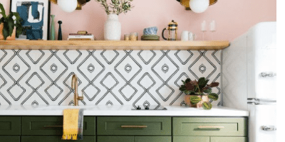 DIY Best Stencil Ideas for Your Kitchen and Stencil designs