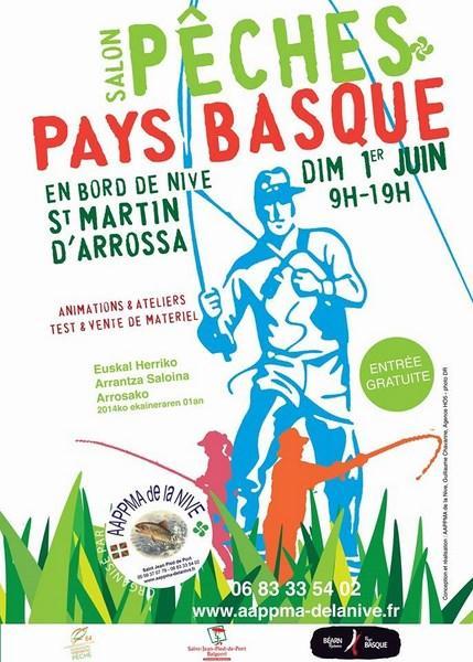 Salon Pêches Pays Basque: 2ème édition