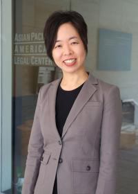 Karin Wang, vice president of programs and communications for Asian Americans Advancing Justice - Los Angeles.
