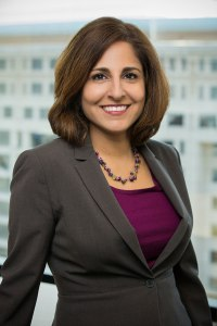 Neera Tanden, President of the Center for American Progress.