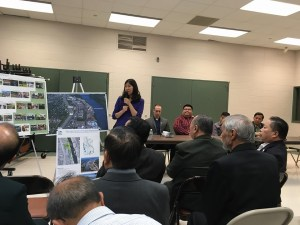 Community engagement specialists lead a voter education forum with Lao and Hmong communities of North Minneapolis recently in North Minneapolis.
