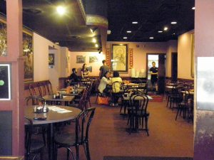Interior of the Village Wok restaurant at the University of Minnesota. (Contributed photo)