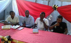 Pan-African Club in Dar Es Salaam