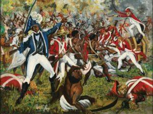 Revolt in Haiti