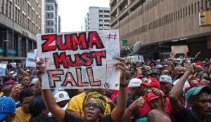 Zuma Must Fall
