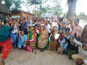 Pan-African Women's Day in Tanzania