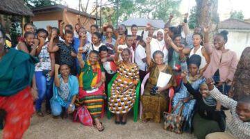 Pan-African Women's Day in Tanzania