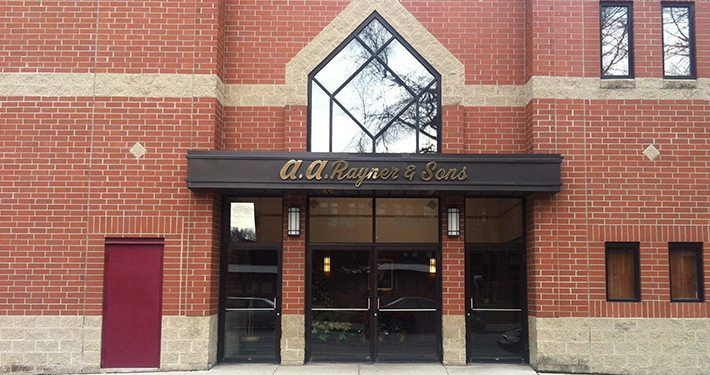 AA Rayner and sons Funeral Home
