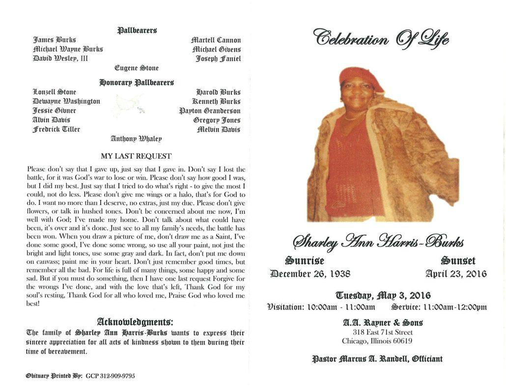 Sharley-Ann-Harris-Burks-obituary-1