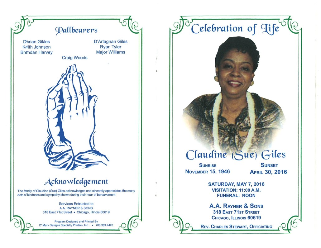 Free Funeral Obituary Programs Templates . Funeral Background ...