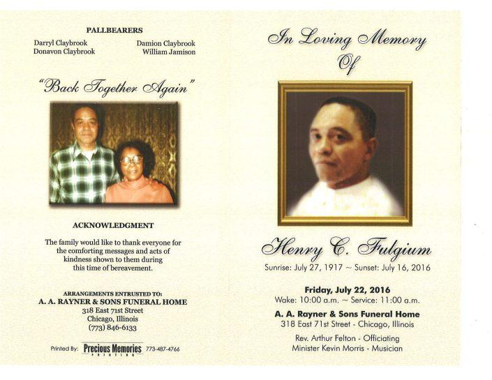 Henry C Fulgium Obituary 2105_001