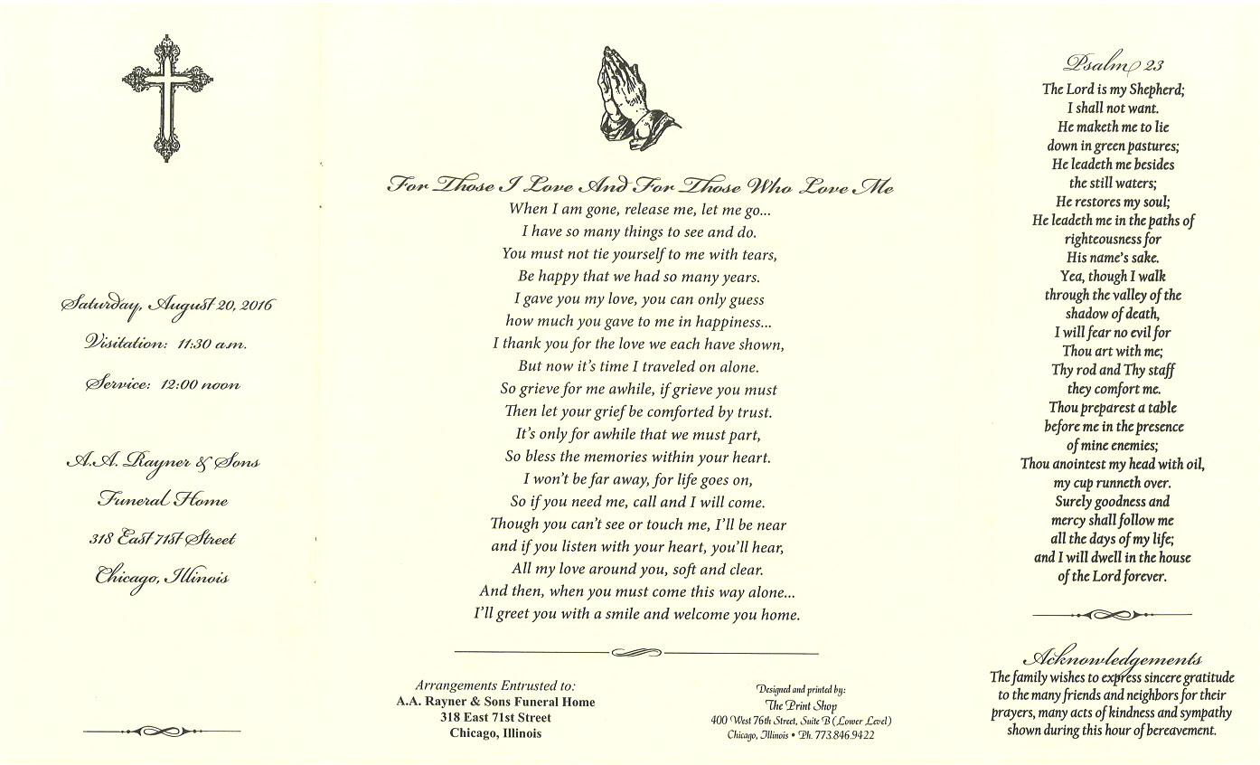 Charles Edward Smith Obituary | AA Rayner and Sons Funeral Home