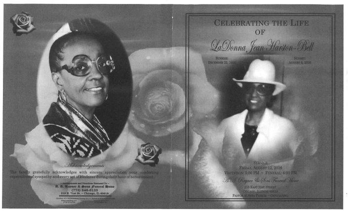 LaDonna Jean Harsten Bell Obituary 2166_001