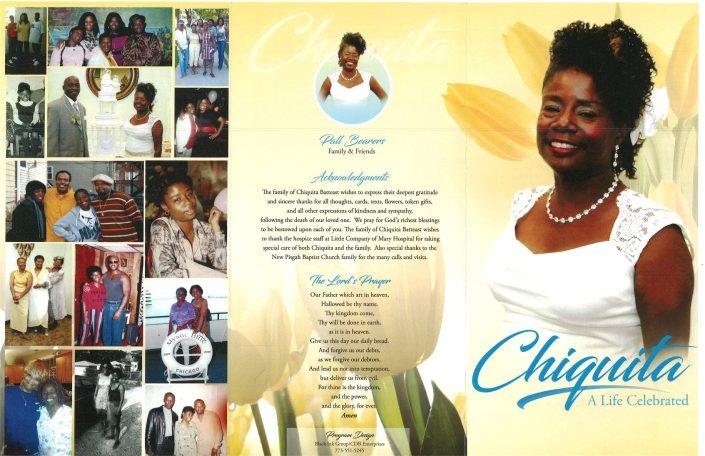 Chiquita Battest Obituary