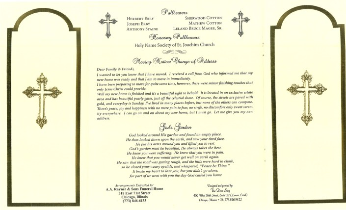 Martha Margaret Chapman Hayes Obituary