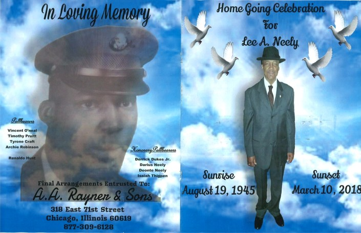 Lee A Neely Obituary