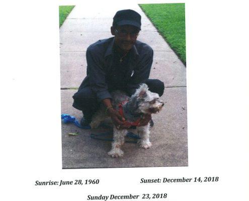 Gregory L Flowers Obituary