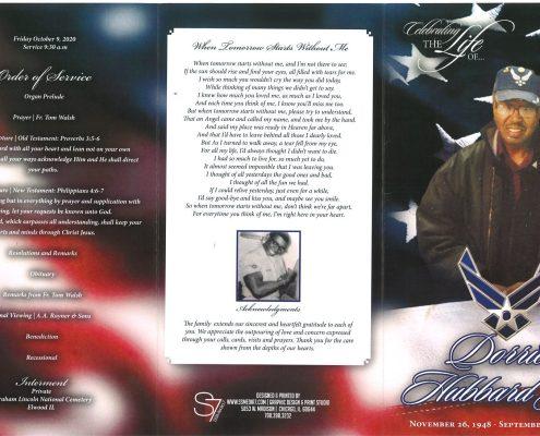 Dorrie Hubbard Jr Obituary