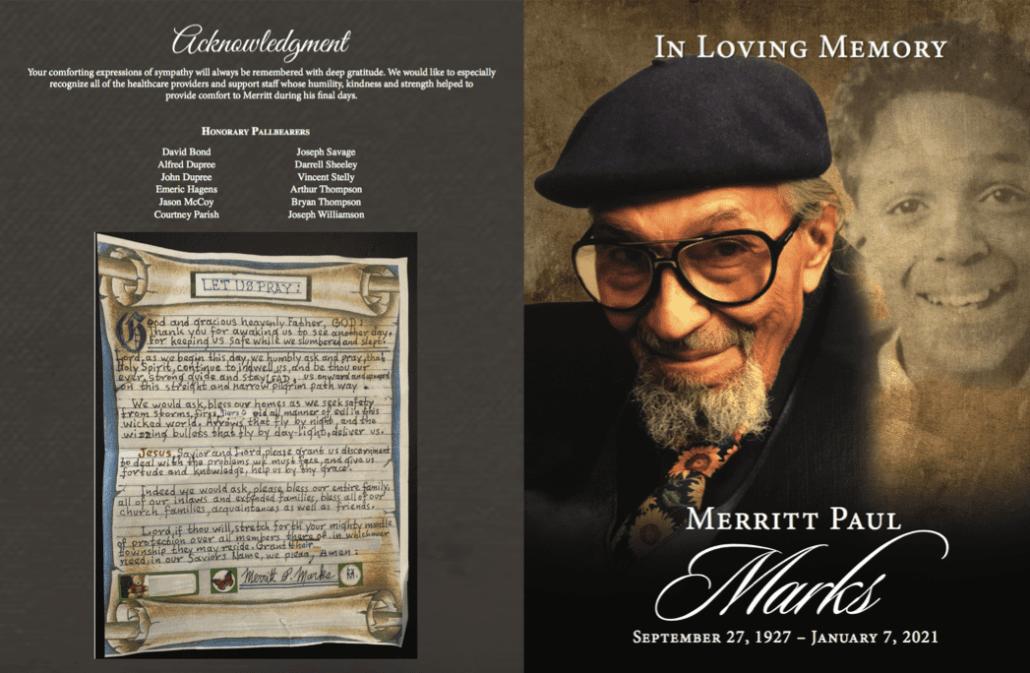 Merritt-Marks-Obituary