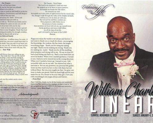William C Linear Obituary