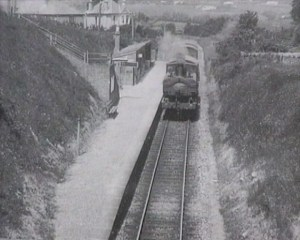 Elburton Station