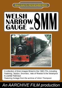 Welsh Narrow Gauge on 8mm