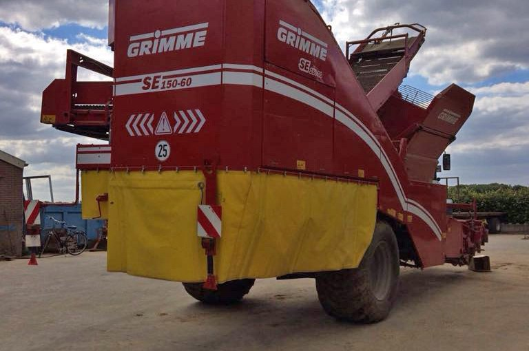 Grimme SE 150-60 NB XXL