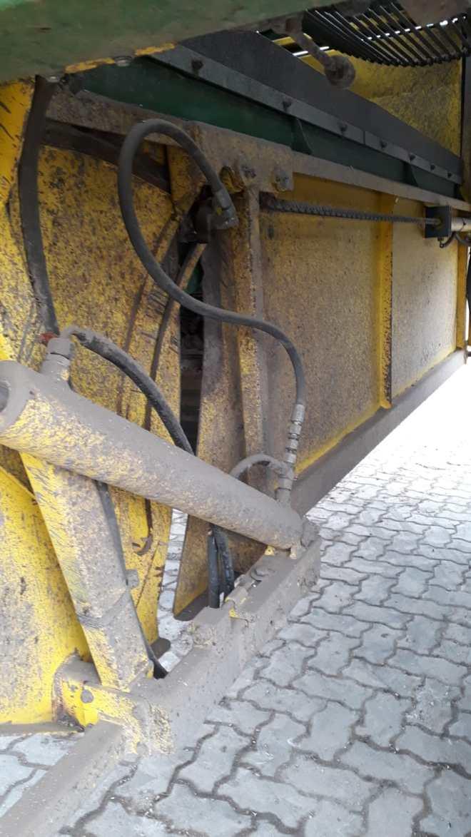 Ploeger AR4W hydrauliek