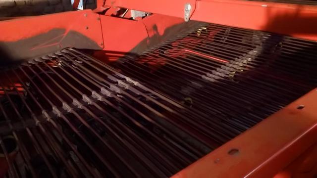 Grimme GT 170 reinigingsmatten, grondmatten