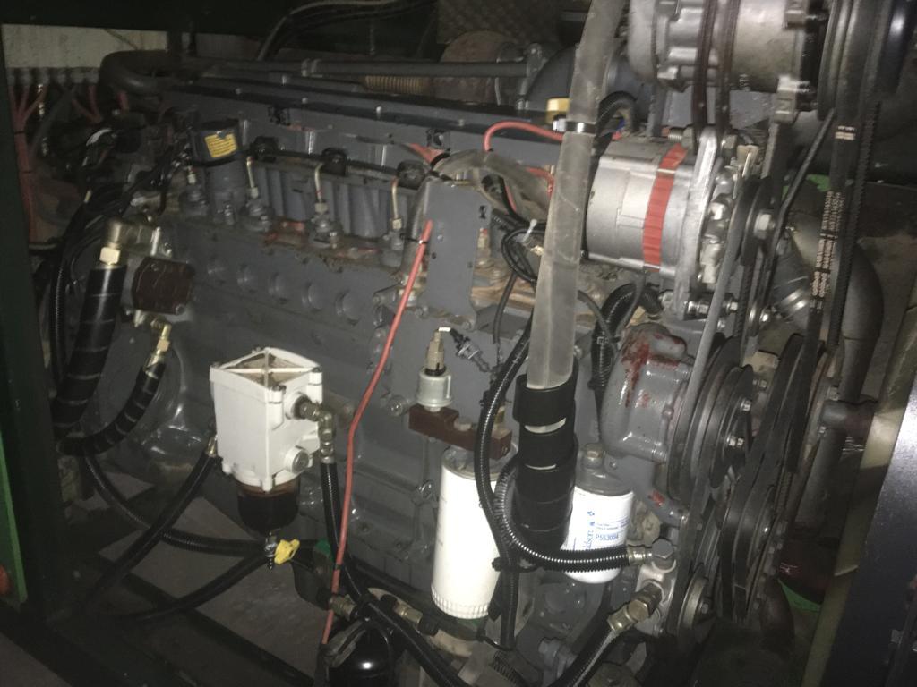 AVR Mistral 2002 motor
