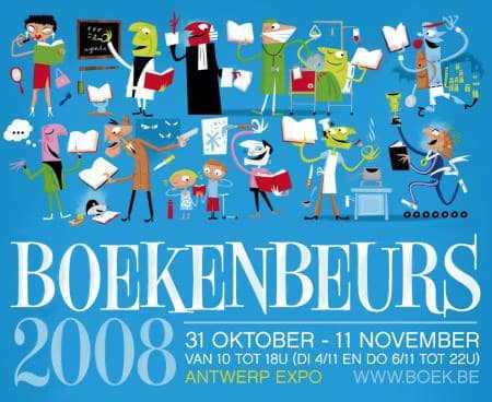 Boekenbeurs 2008