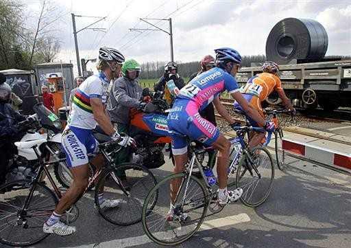 Parijs-Roubaix en de trein
