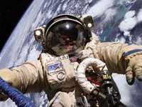 Russian Spacewalk