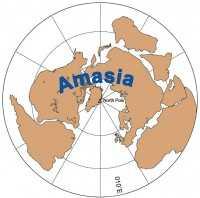Amasia supercontinent