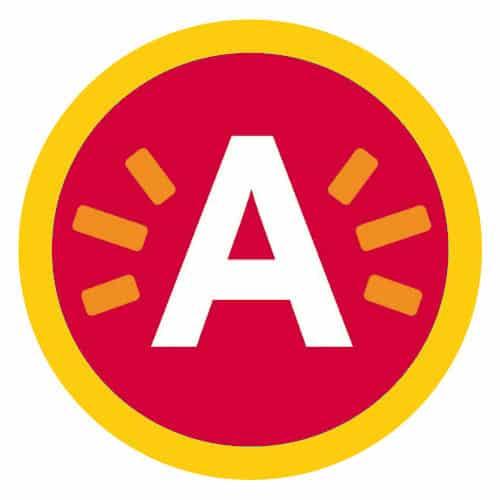 Antwerpen Foursquare badge