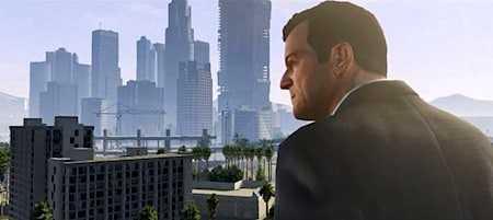 Tommy Vercetti in GTA V