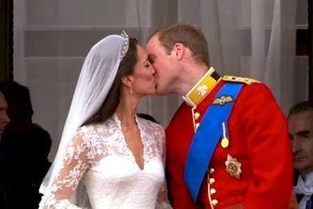 Huwelijk van William en Kate