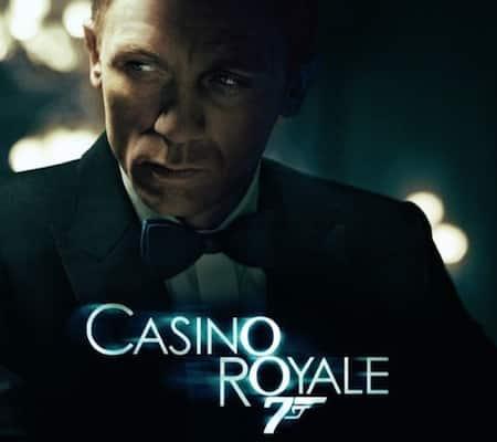 James Bond Casino Royale 007