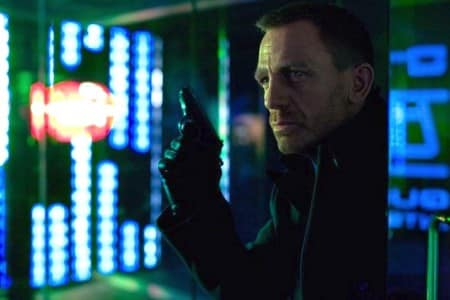 James Bond 'Skyfall' preview