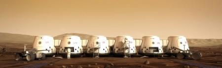 Mars One demo