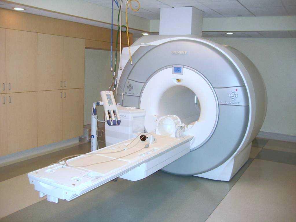 MRI scanner toestel van Philips