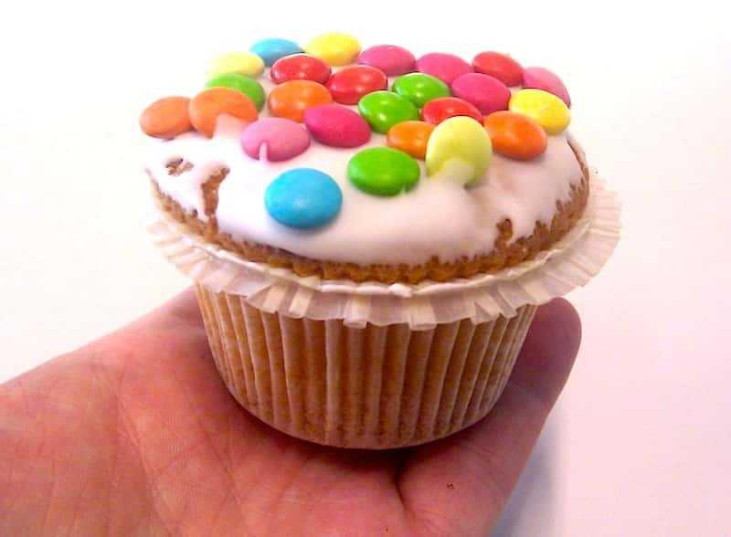 Nokia Lumia cupcake