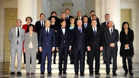 De regering-Di Rupo I